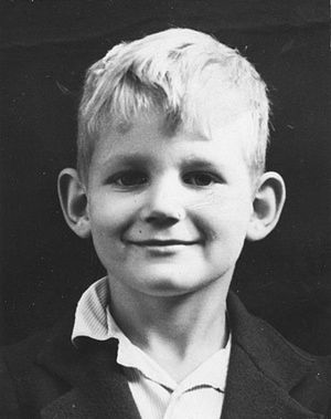 Image result for michael morpurgo as a child