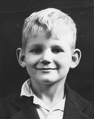 Image result for michael morpurgo as a child