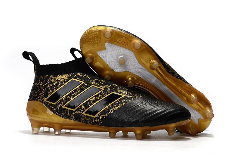 Men's Soccer PP Ace 17+ Purecontrol Firm Ground Cleats