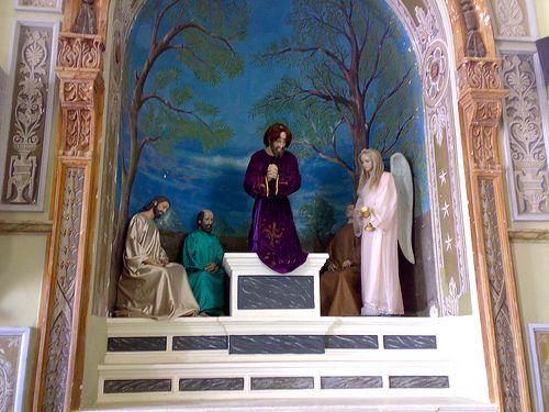 Santos de La Basílica en Mcbo