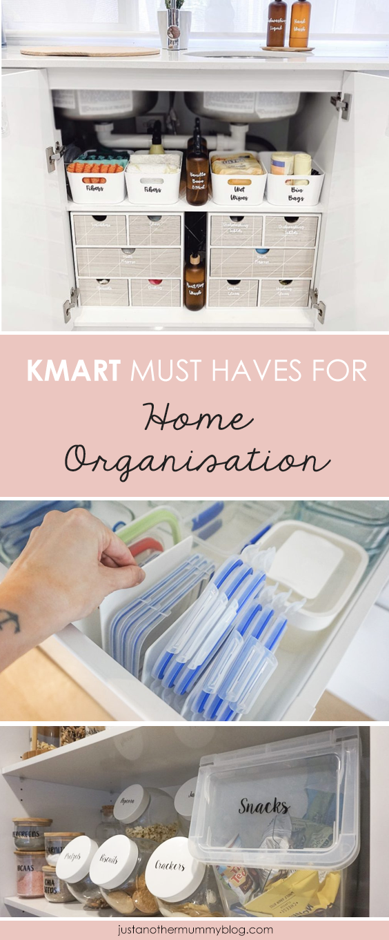 Organisation Ideas for the Home