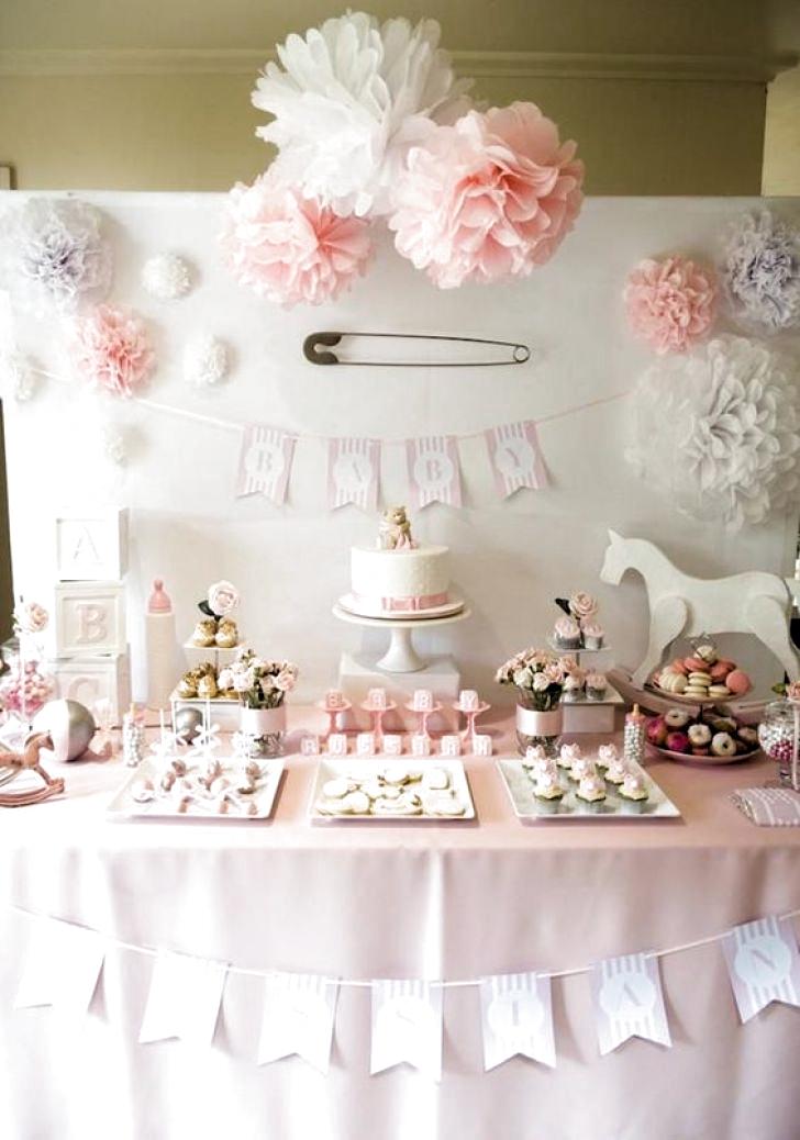 Cute decorating ideas for baby shower girl. #HomeDecor #Decore #TableDecoration #PinkDecoration #WallDecoration #BabyShowerGirl #BabyShowerGirlDecor