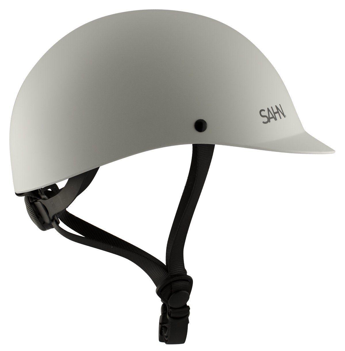 Amazon Com Sahn Classic Helmet Black S M Sports Outdoors