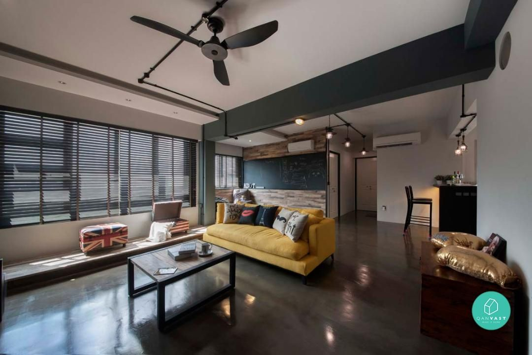 12 Must See Ideas For Your 4 Room / 5 Room HDB Renovation