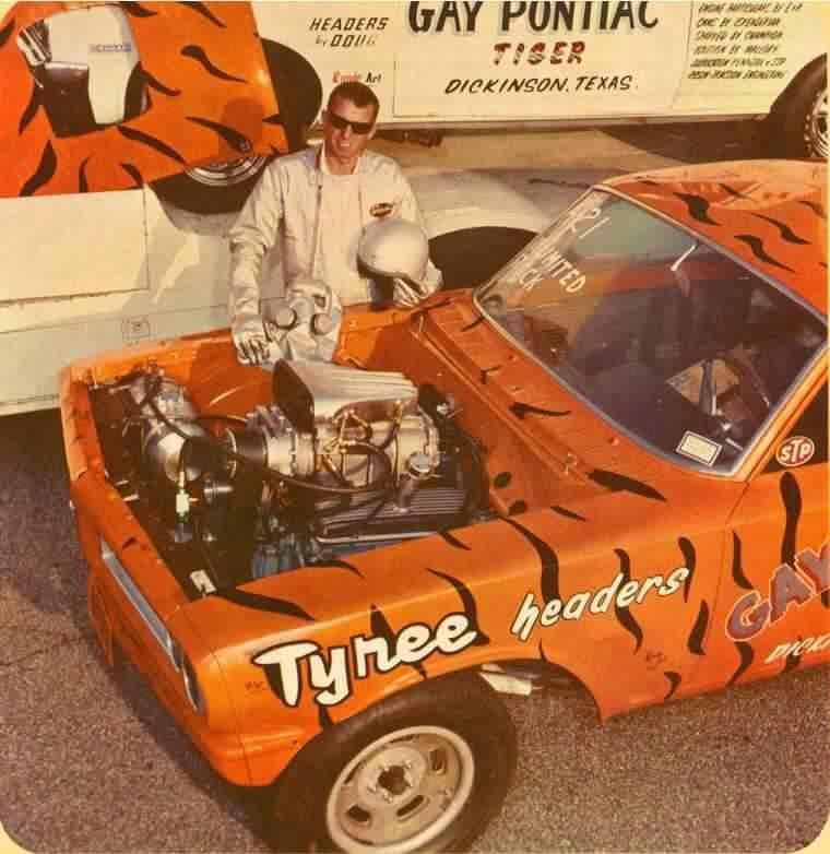 Arnie Beswick 63 Tempest Tameless Tiger 3