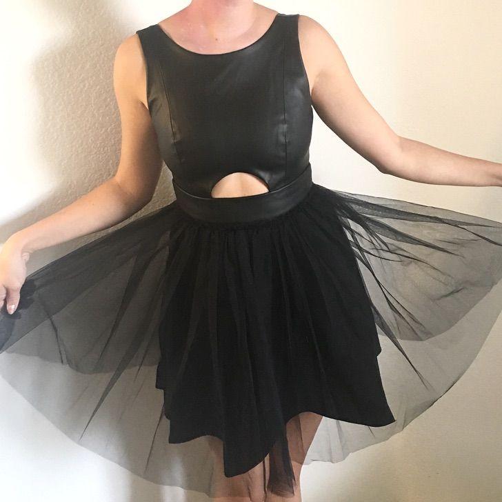 Bgbg Tulle Skirt Dress Tulle skirt dress and Products - black skirt halloween costume ideas