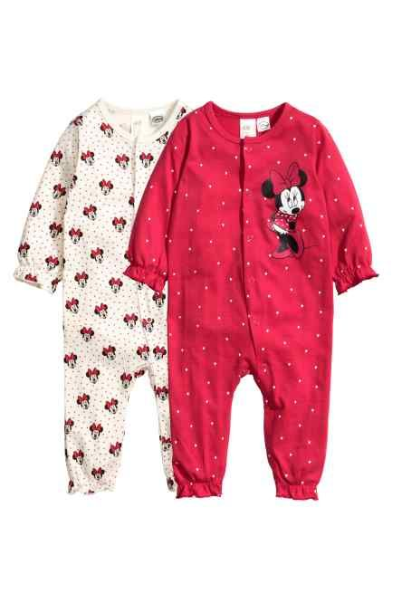 6b76d360f89c H M - 2-pack pyjamas £12.99