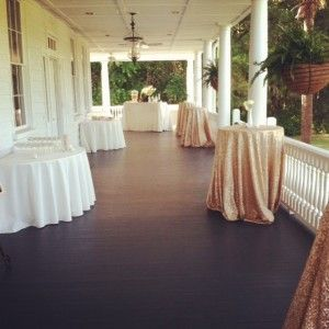 Charleston, SC Wedding Catering | Cocktail Hour | B. Gourmet Catering | www.bgourmetcatering.com | Venue: Old Wide Awake | Bar: Spike