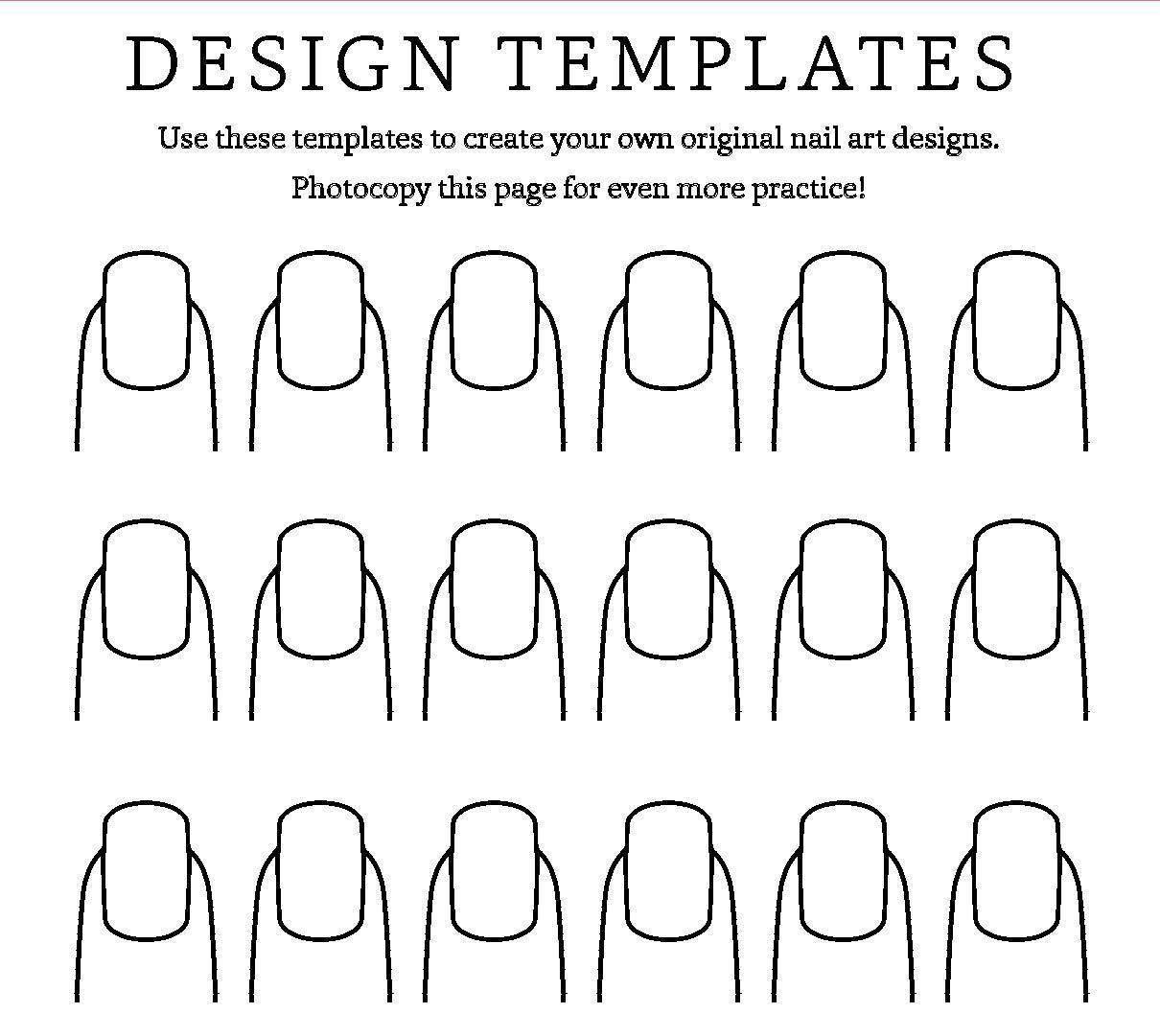 Tammy Taylor Practice Sheets Free Download Ricerca Google Forma De Unas Acrilicas Material Para Unas Acrilicas Formas De Unas