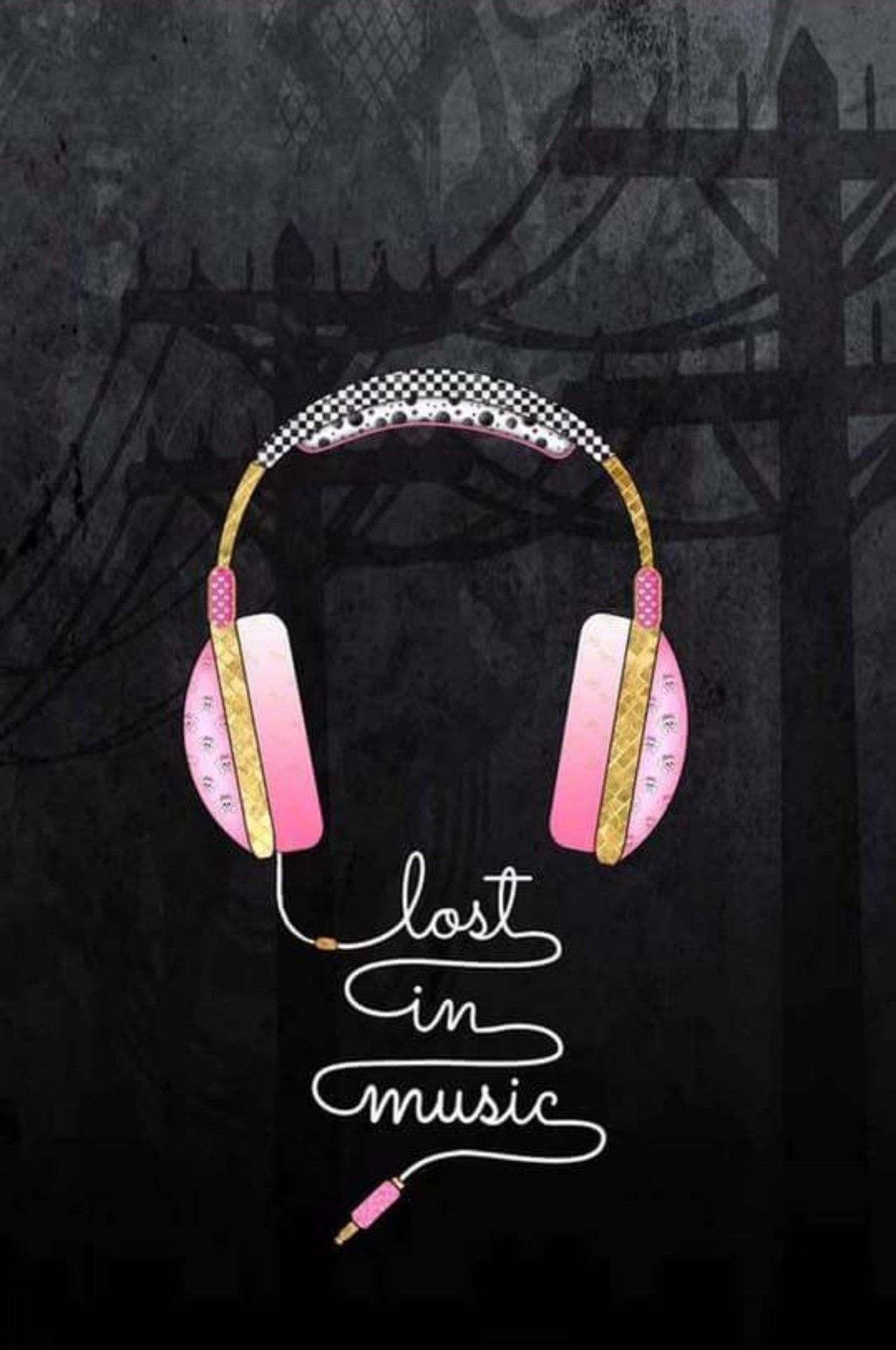 Pin By What Would On My Life Story Music Wallpaper Iphone