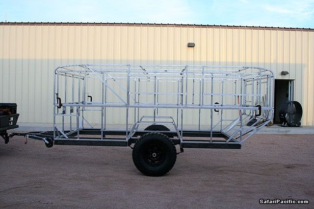 Off-road Hard Sided Popup Trailer - Page 2