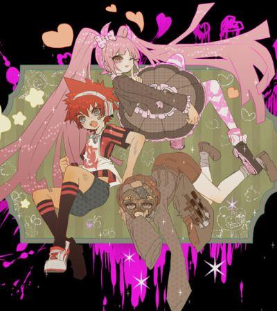 Absolute Despair Girls Danganronpa Characters Danganronpa Anime Memes Funny