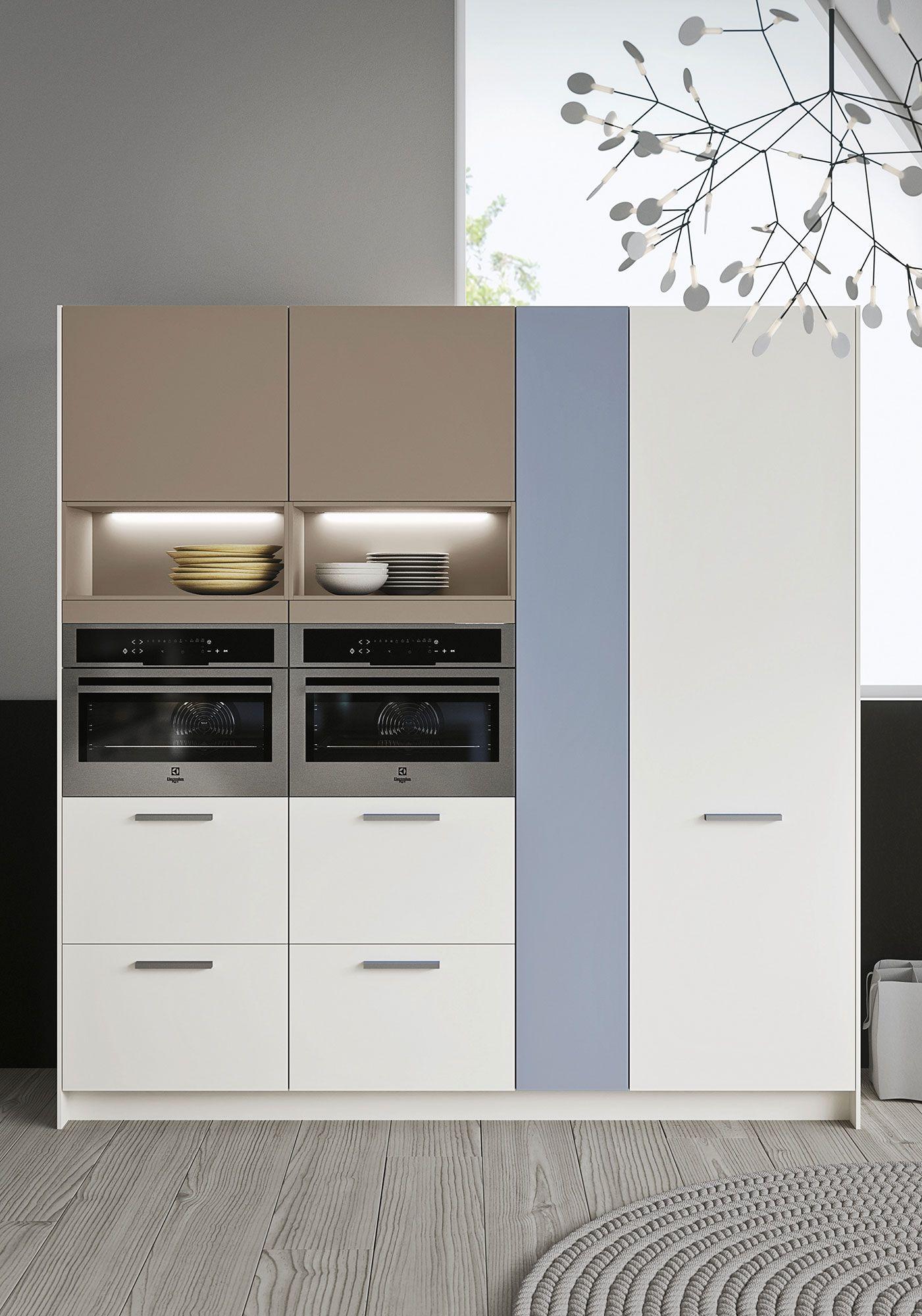 Cucine componibili in legno: design e flessibilità con Code ...