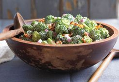 Weight Watchers Broccoli Salad (3 Points+ Per Serving)