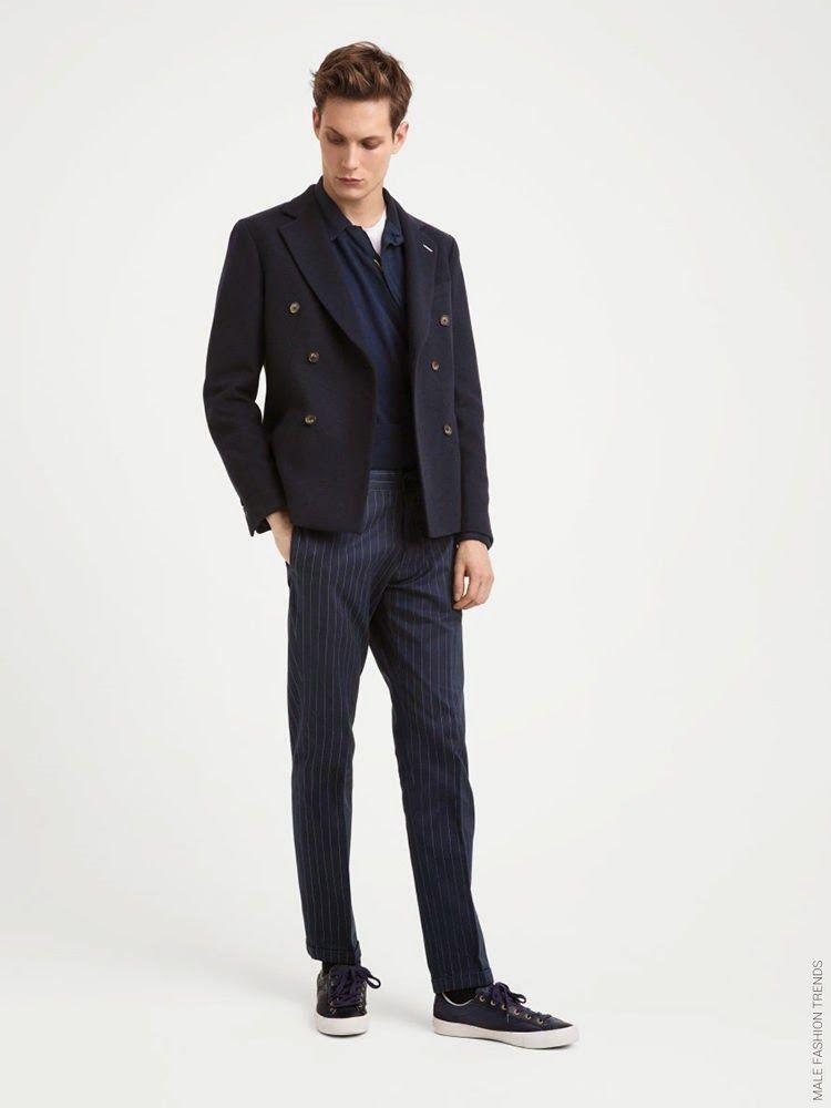 0992dd13b80 Gant Rugger Fall Winter 2015 Collection Otoño Invierno  Menswear  Trends   Tendencias  Moda Hombre M.F.T.