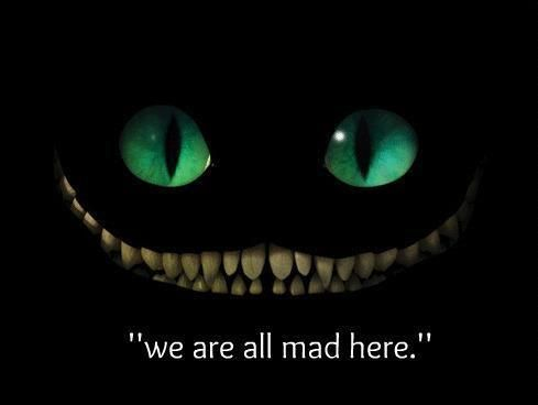 We are all mad here | Tumblr