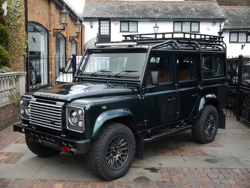2015 LAND ROVER DEFENDER 110 2.2 D XS Station Wagon 5dr in