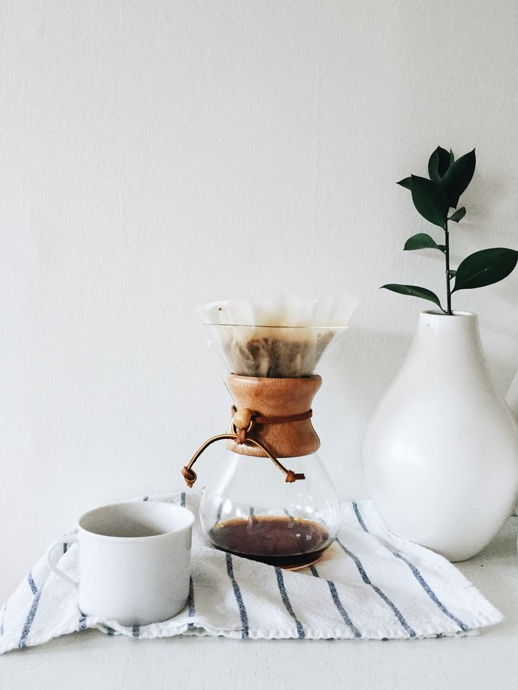 Chemex Coffee Maker - my new obsession