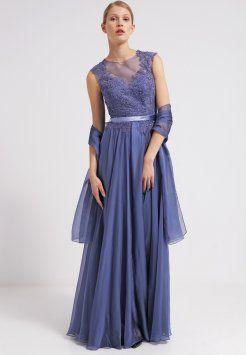 Luxuar Fashion - Iltapuku - graublau