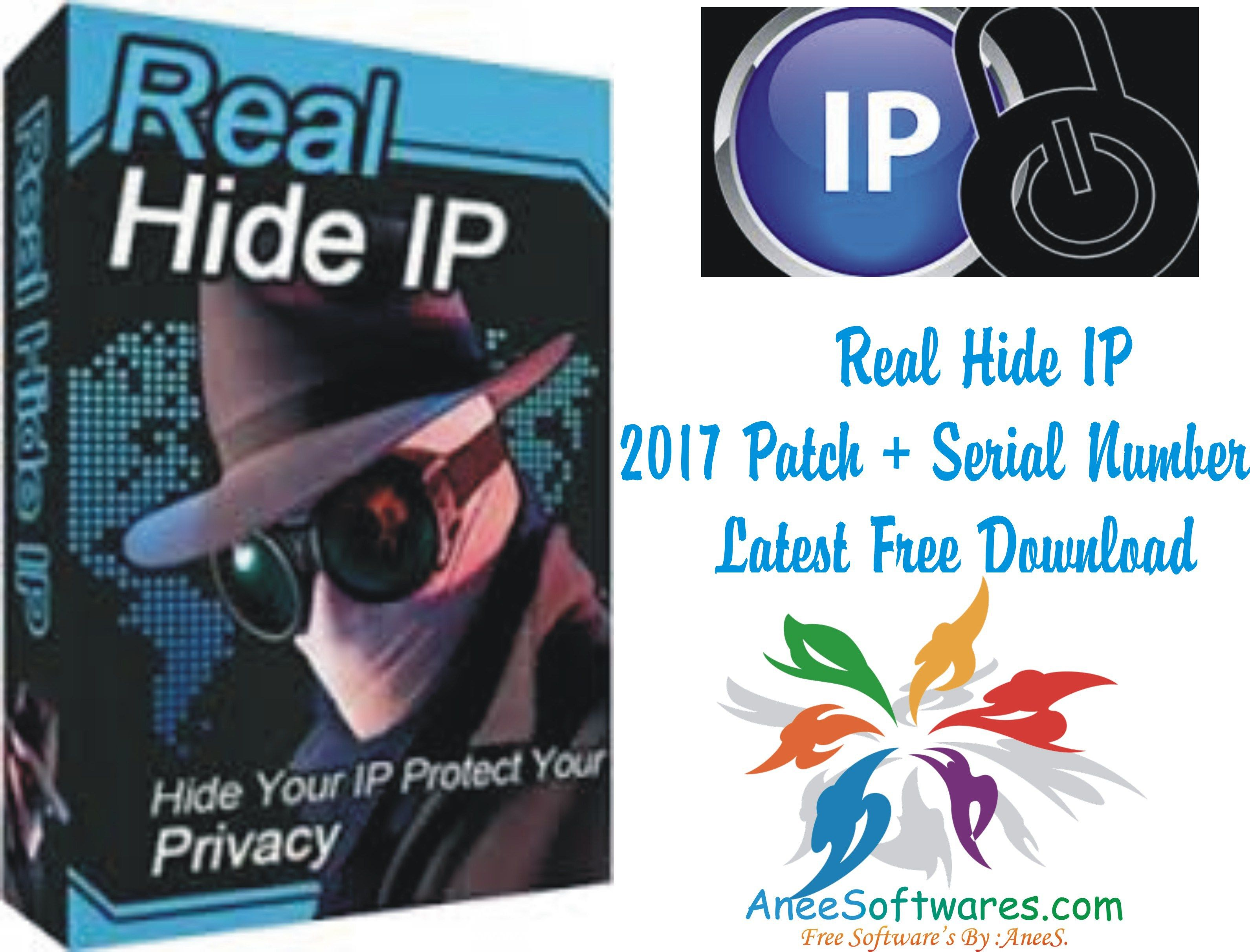 real hide ip serial number