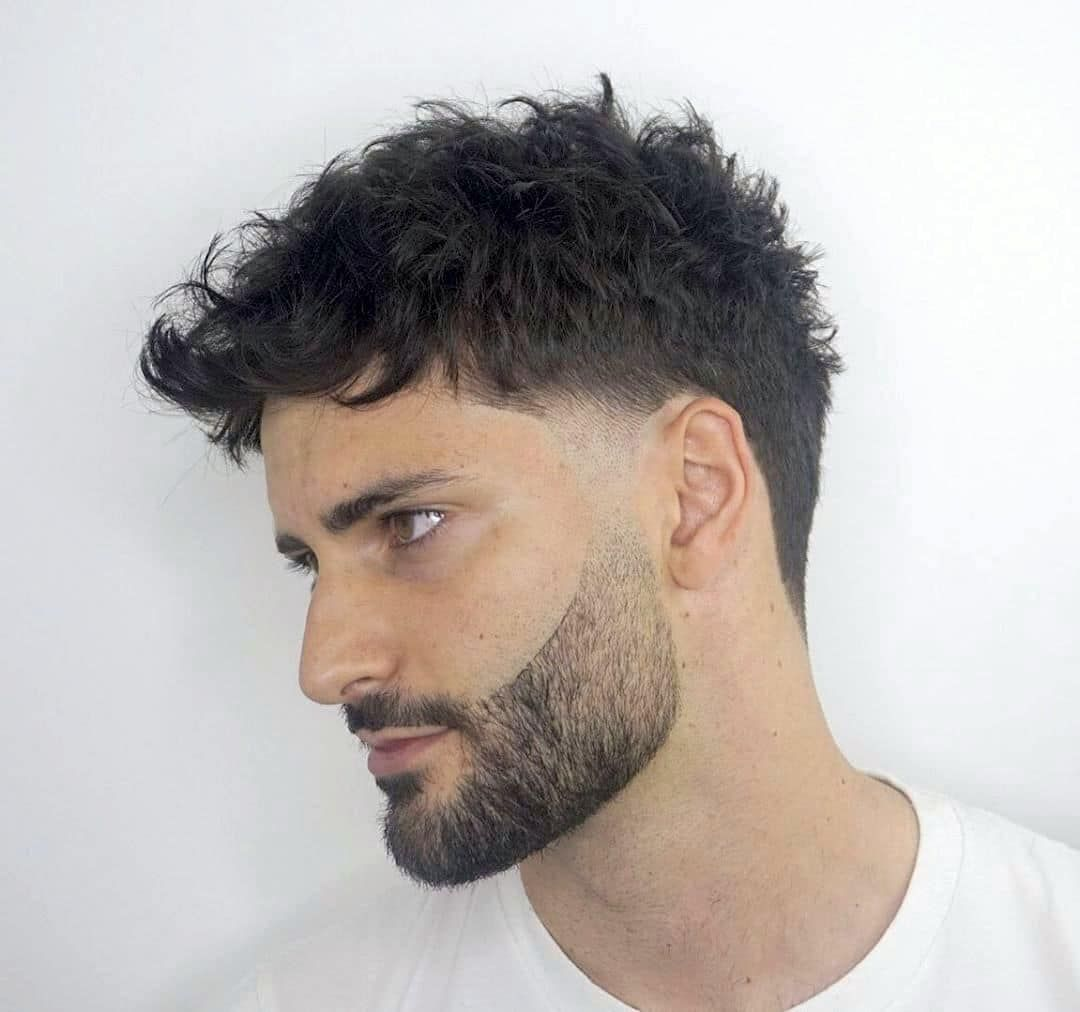 77 Best Curly Hairstyles Haircuts For Men 2020 Trends In 2020 Curly Hair Men Short Curly Haircuts Haircuts For Curly Hair
