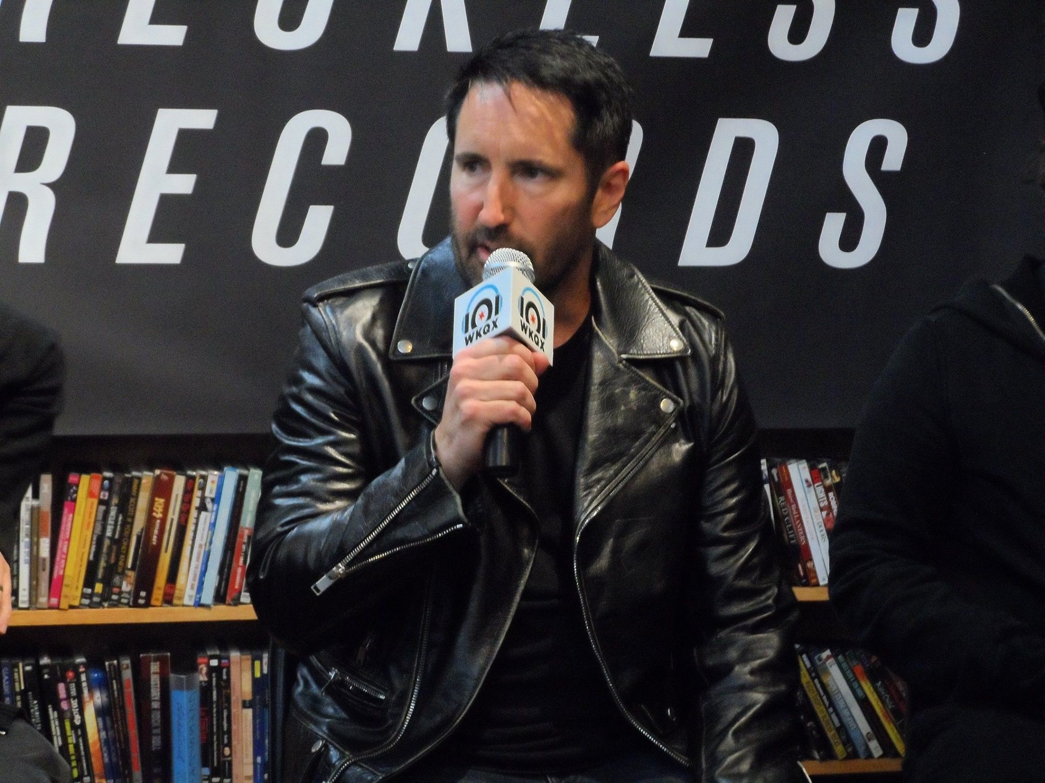 Trent Reznor Trentreznor Nineinchnails Nin Sweater Nine Inch Nails