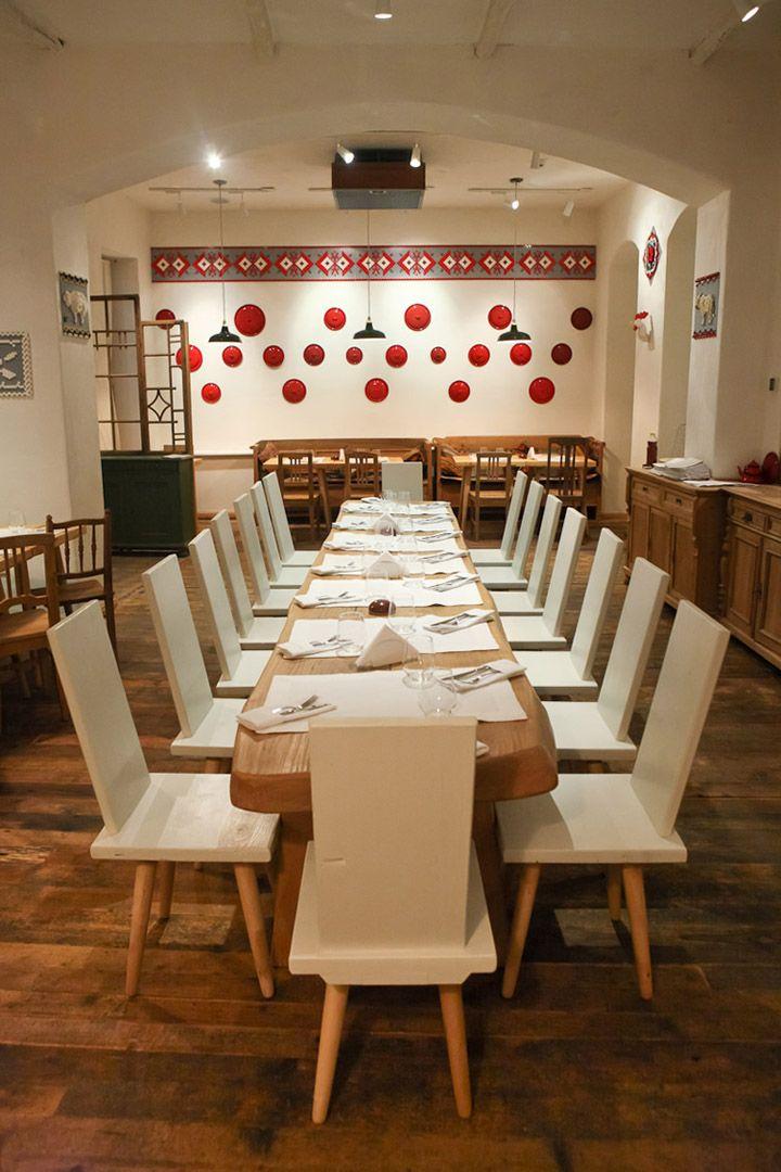 Lacrimi Si Sfinti Restaurant By Cristian Corvin Bucharest 04