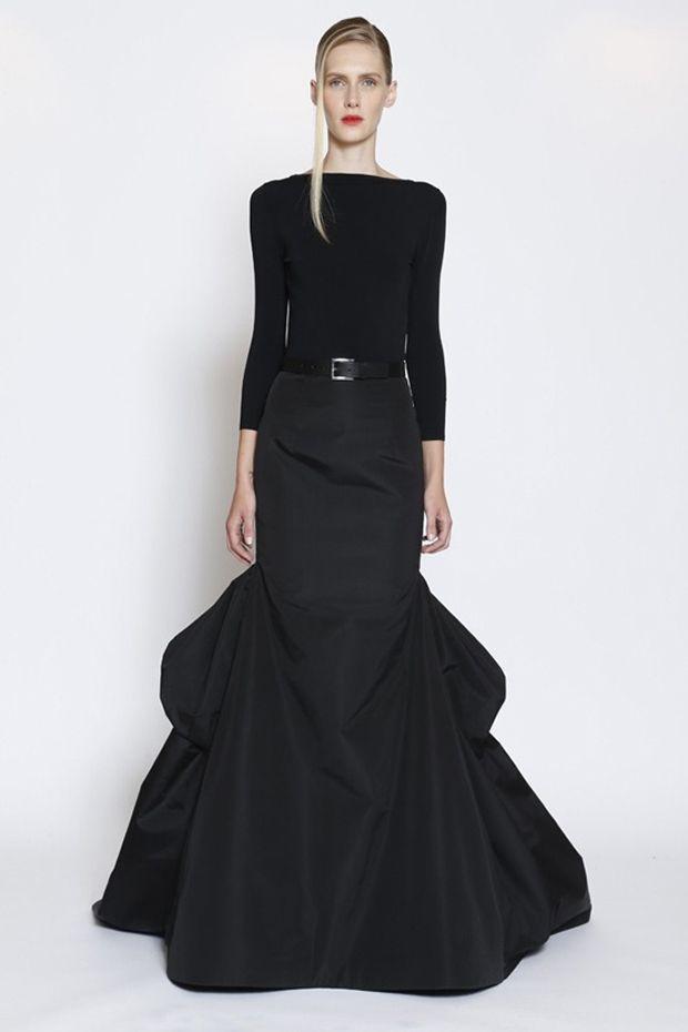 black evening gowns michael kors - Google Search | {{:: Me ...