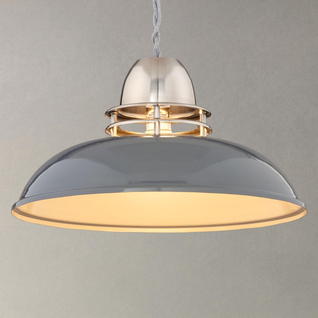 John Lewis Partners Carmine Easy To Fit Ceiling Shade