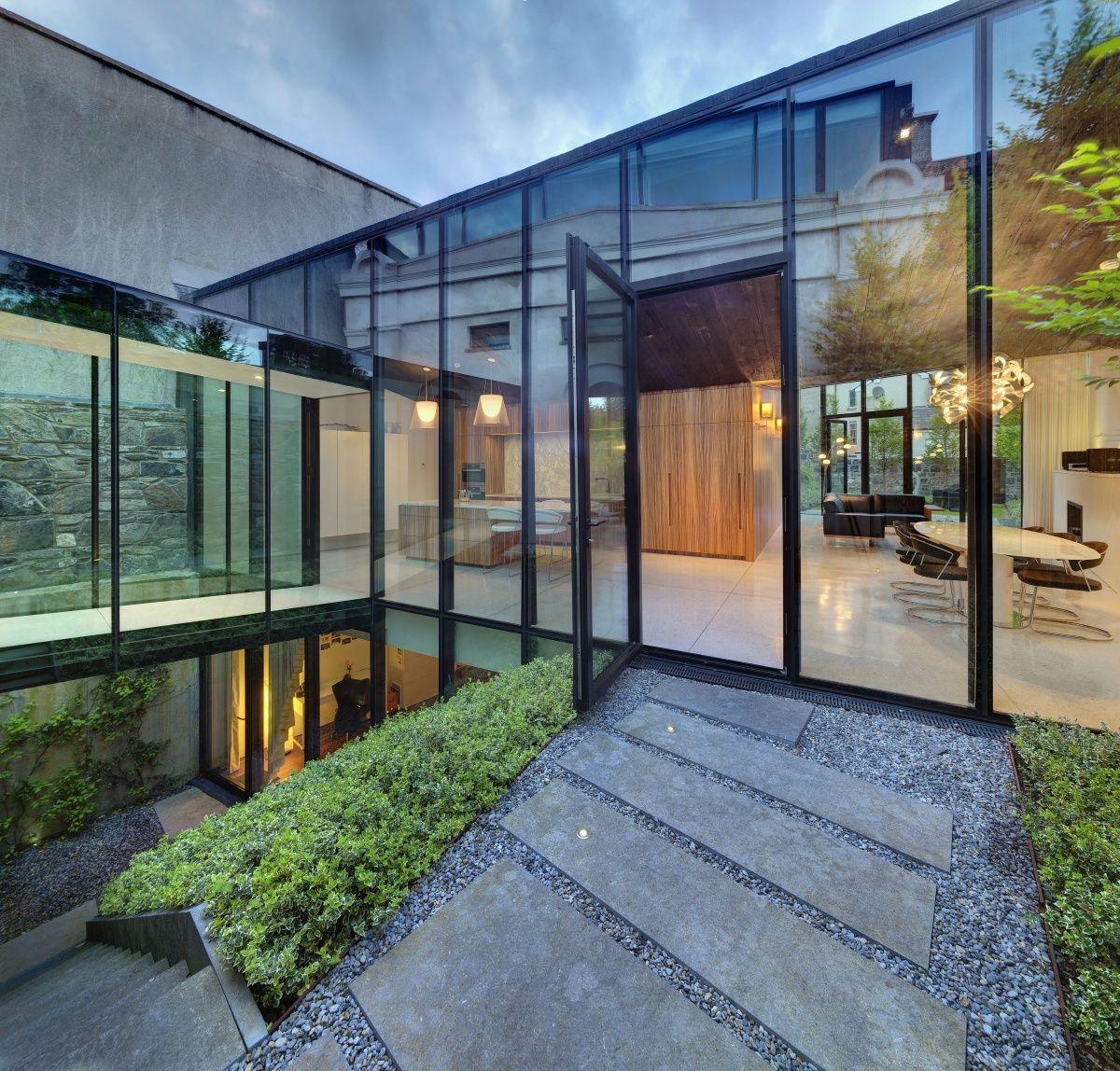Small Spaces Architects Dublin Ireland Houses: LOHA: Lorcan O'Herlihy Architects