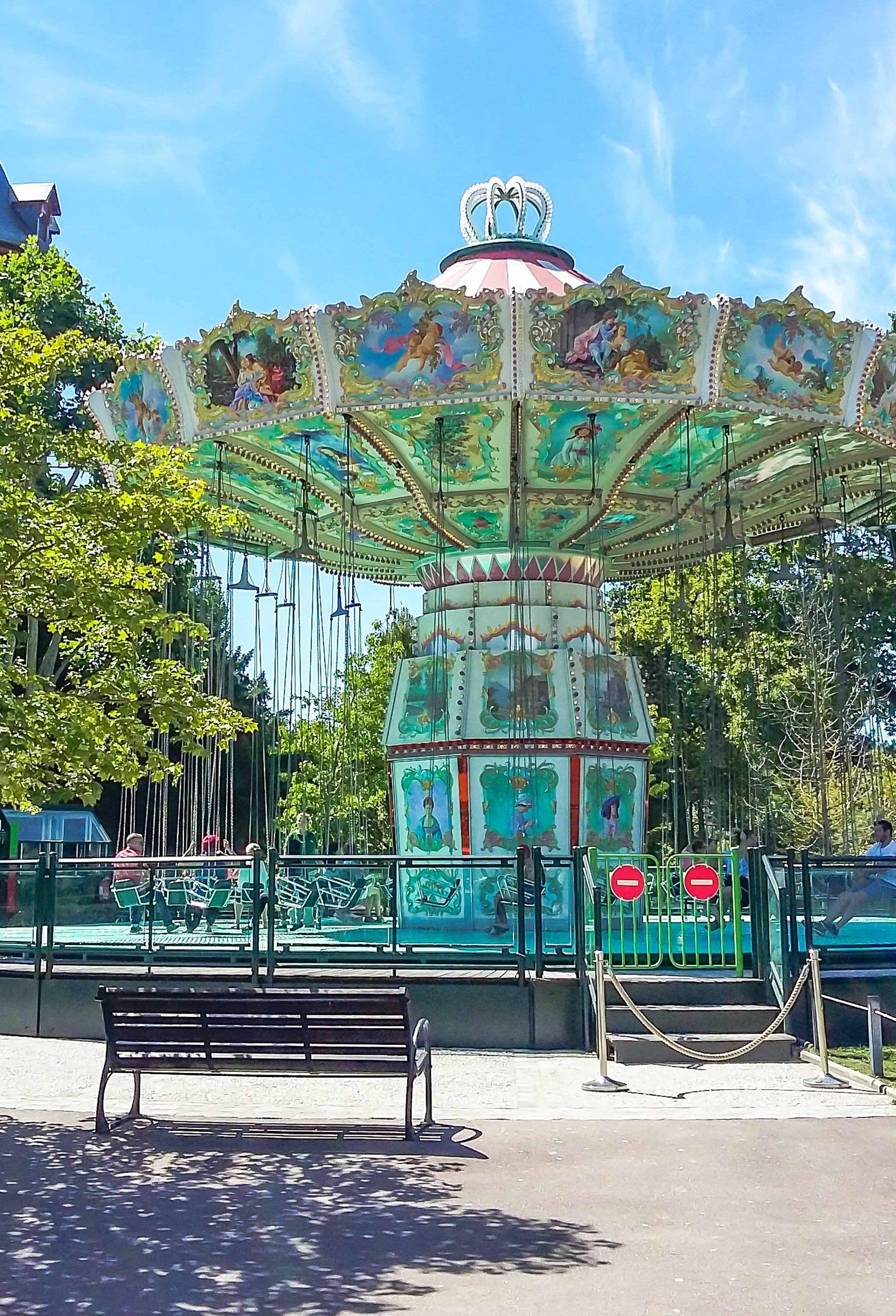 Jardin D Acclimatation Backpack Your Kids Parc Paris Paris