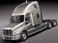 Freightliner Cascadia 2011 Freightliner Freightliner Cascadia Trucks