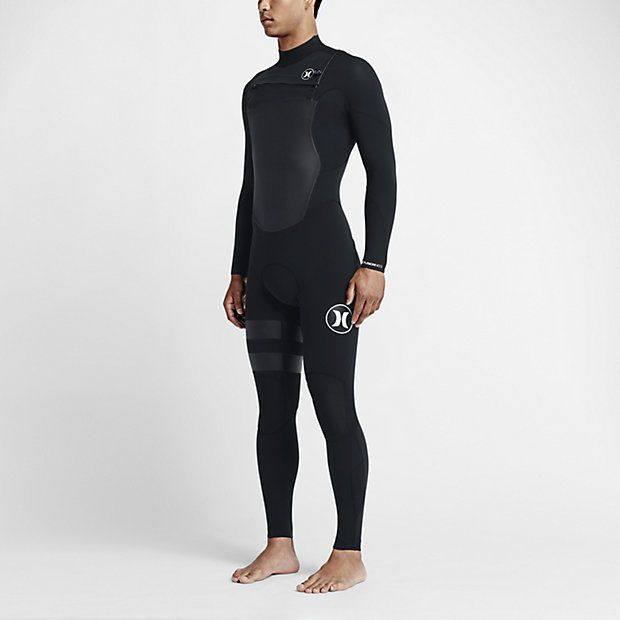 HURLEY FUSION 403 FULLSUIT MEN'S WETSUIT MFS0000200-00A SIZE Large LT |  Wetsuit and Hurley