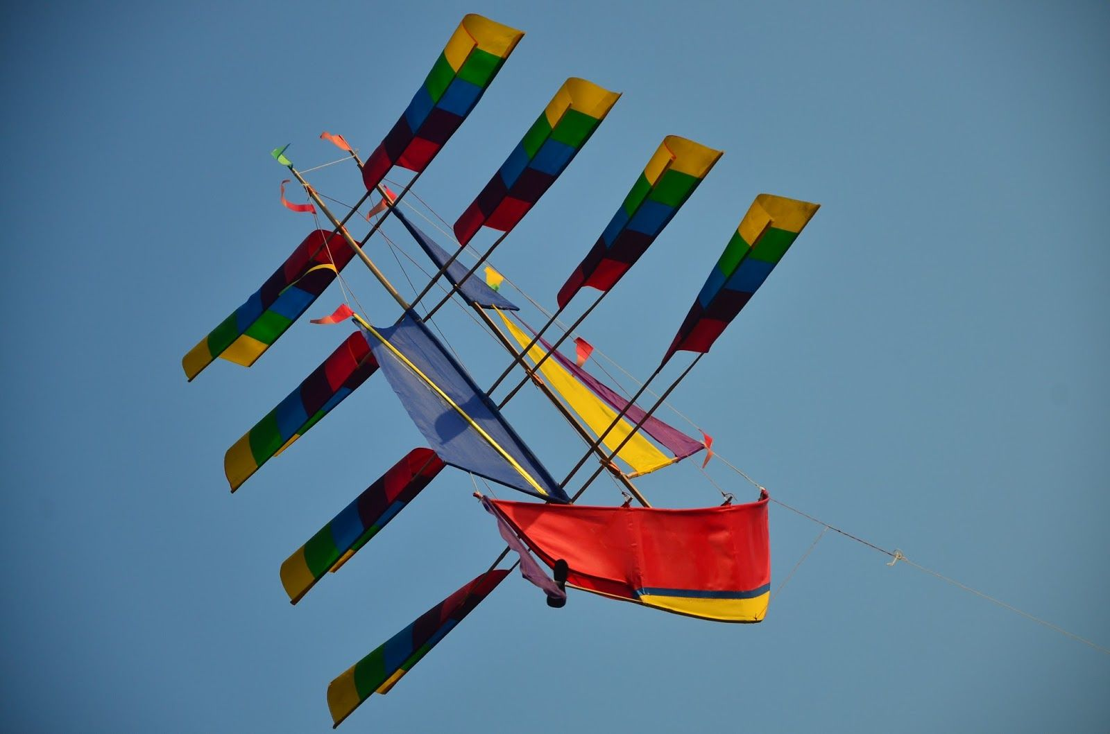 """Pride Pirate boat :)  Living in Sin: Project World Colours - Kicking off 2014 with """"Rainbow"""""""