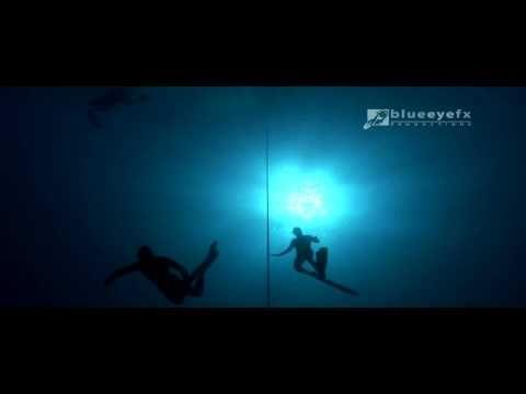 Federico Mana Record Italiano Free Immersion - 92 m
