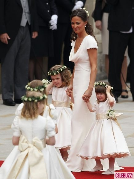 Flower Girl Dresses Royal Wedding