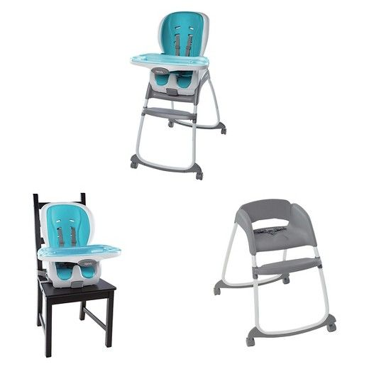 Designed With Parenthood In Mind 153 Ingenuity S 153 Trio 3 In 1 Smartclean High Chair 153 Is Every Chair Baby With Images High Chair Baby High Chair Toddler Chair