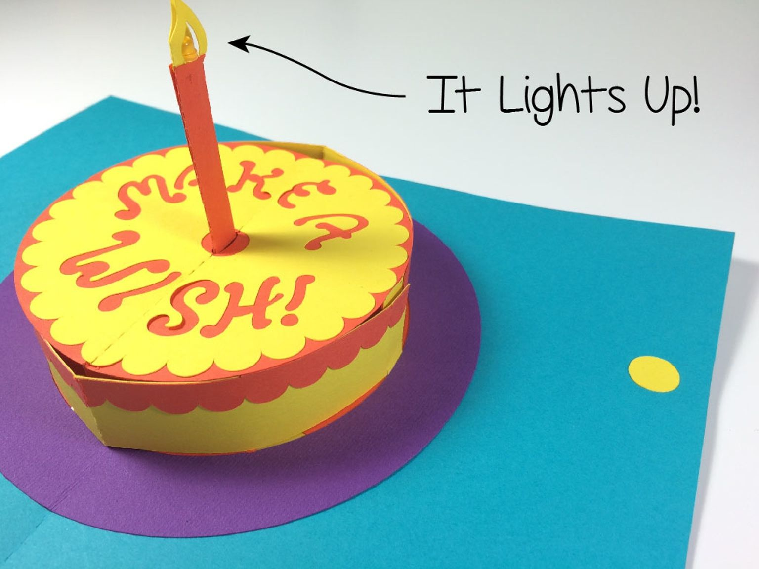 make your own light up pop up greeting cards with these educational