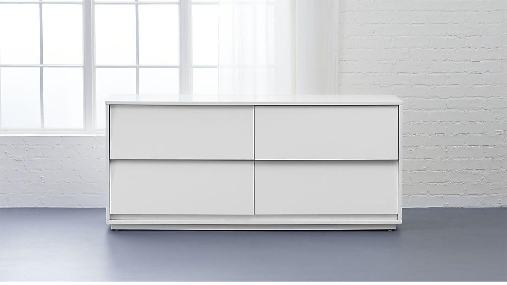 Best Shake Low Dresser Cb2 Low Dresser Modern Bedroom 400 x 300