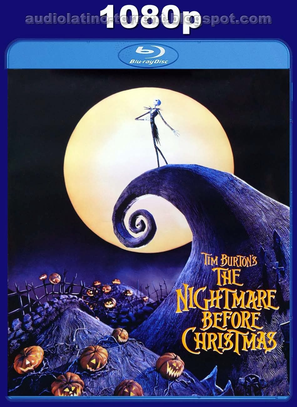Pin by Audiolatino-Torrent on The Nightmare Before Christmas (1993 ...