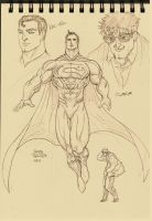 Superman by gabogalvez