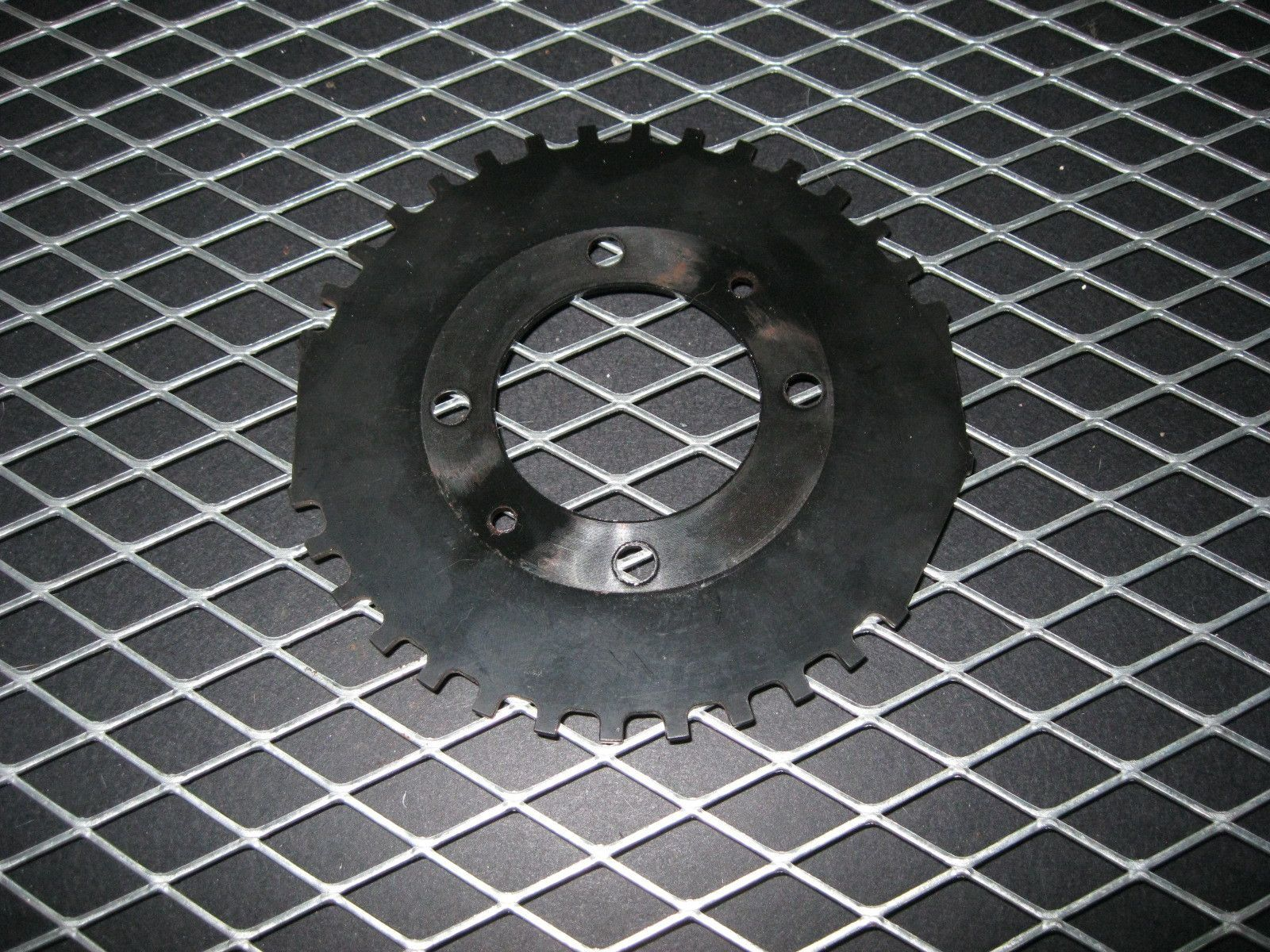 04 05 06 07 08 Mazda RX8 JDM 13B OEM Eccentric Shaft Pulley