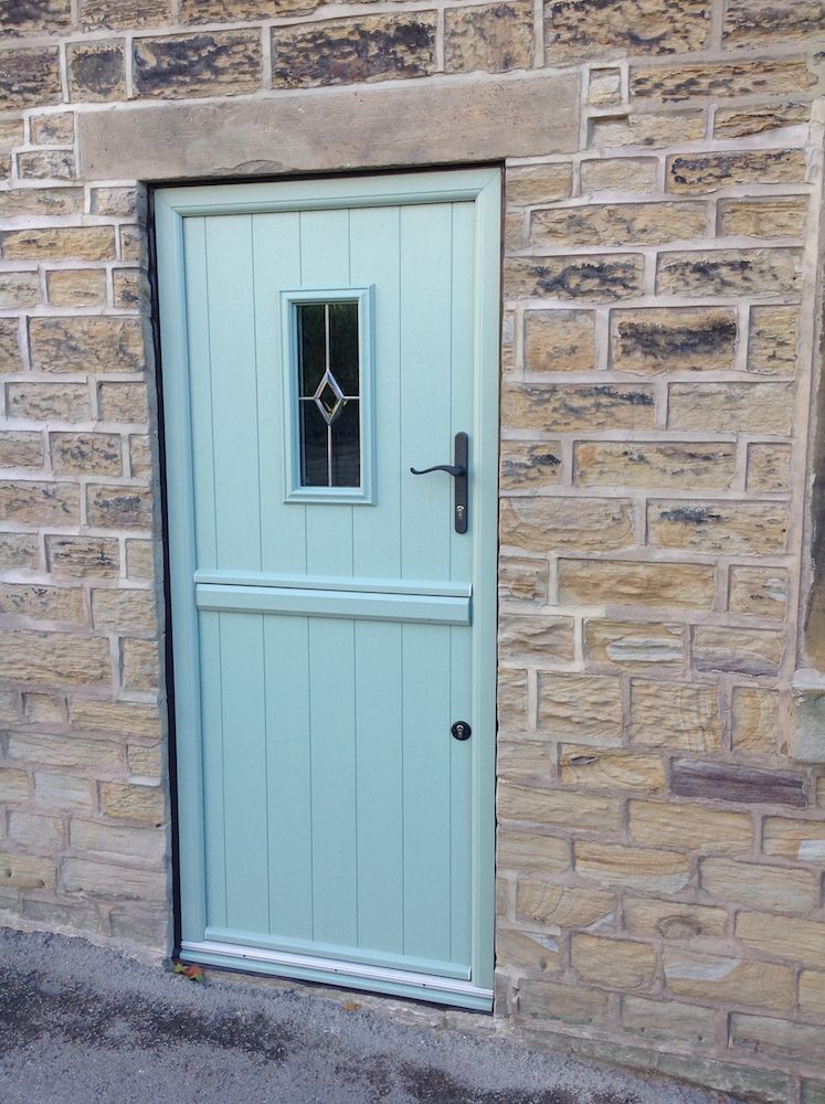 Composite Doors Yorkshire of Huddersfield can supply and install a wide range of Solidor composite door designs in a stable door style. & Flint 2 composite stable door in Chartwell Green with White interior ...
