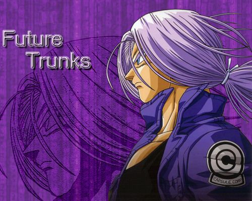 Trunks Wallpaper Mirai Trunks Future Trunks Dragon Ball Wallpapers Trunks
