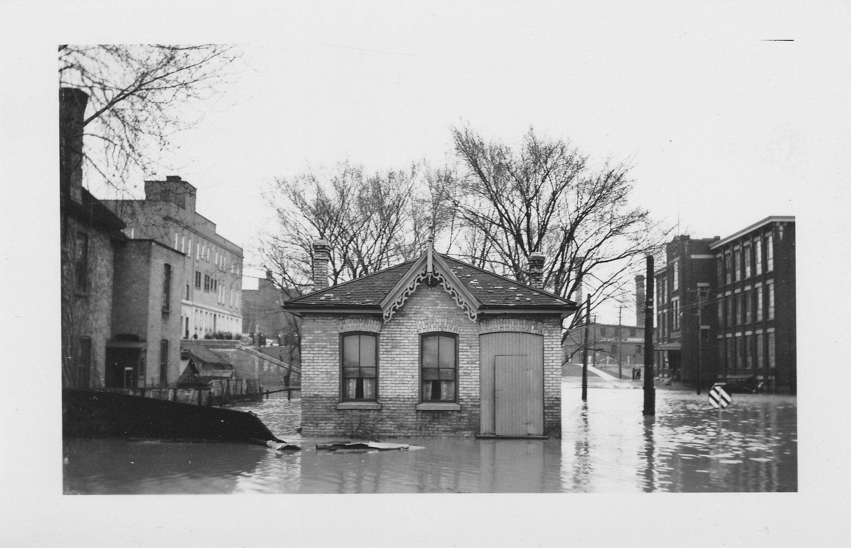 Hope the 1stHussarsMuseum has flood insurance? Photo of