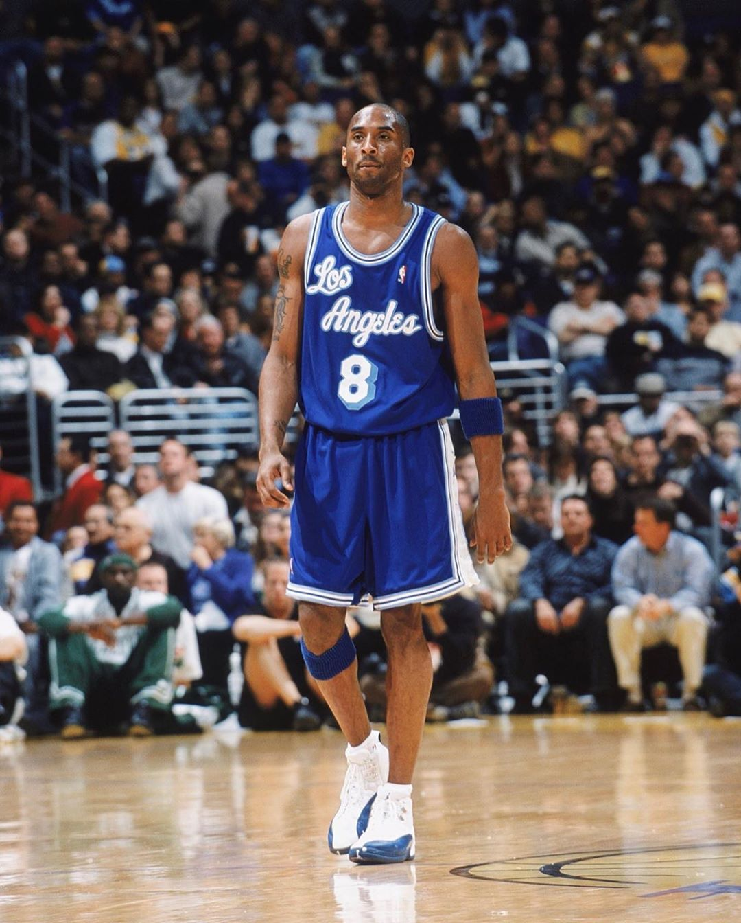 Men 39 S Los Angeles Lakers Kobe Bryant Adidas Blue Throwback Road Hardwood Classics Swingman Climacool Jers Los Angeles Lakers Kobe Bryant Lakers Kobe Bryant