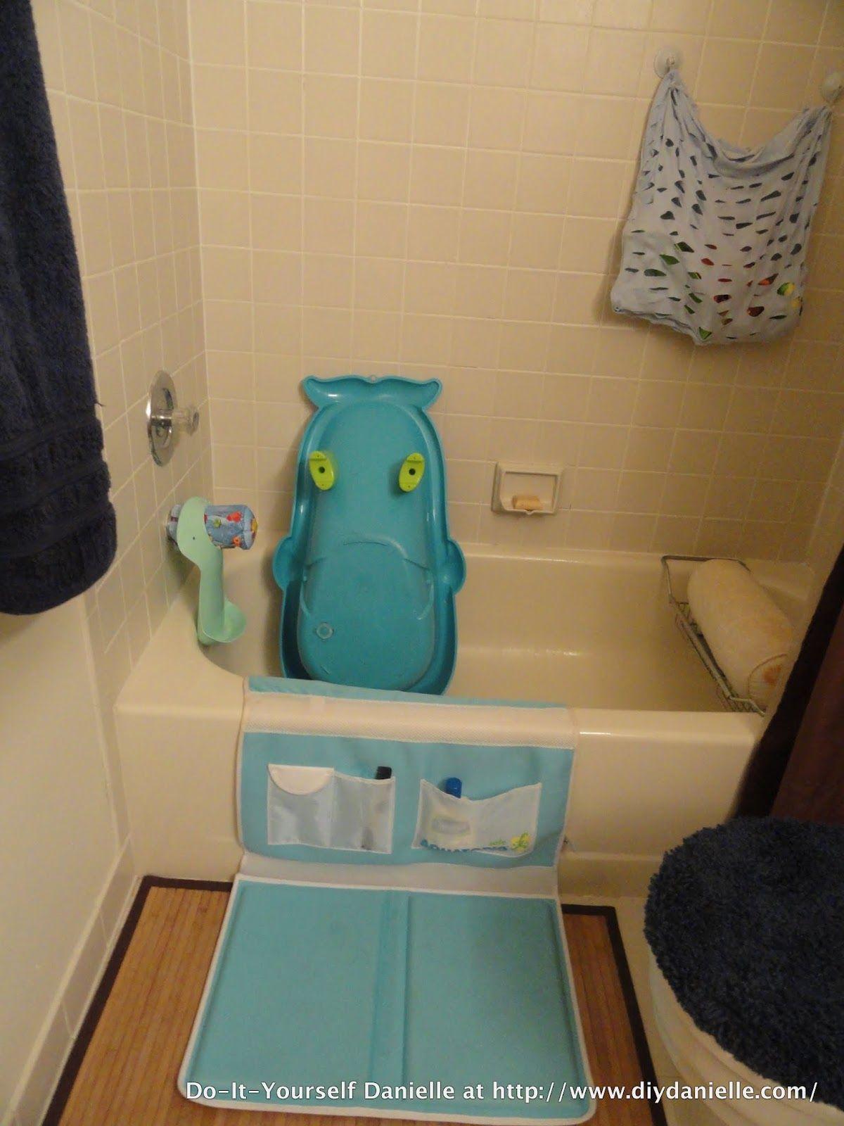 diy baby bathroom organization around the house baby bathroomdiy baby bathroom organization do it yourself danielle