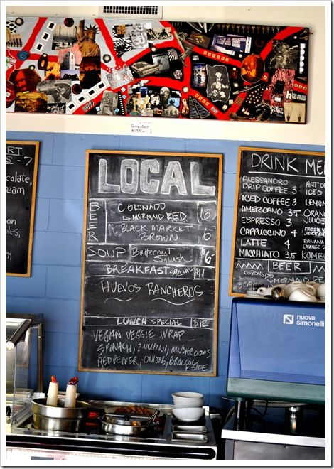 Looking for locally sourced, organic food? Local in Silverlake. They commit to using only recycled and/or 100% biodegradable packaging!