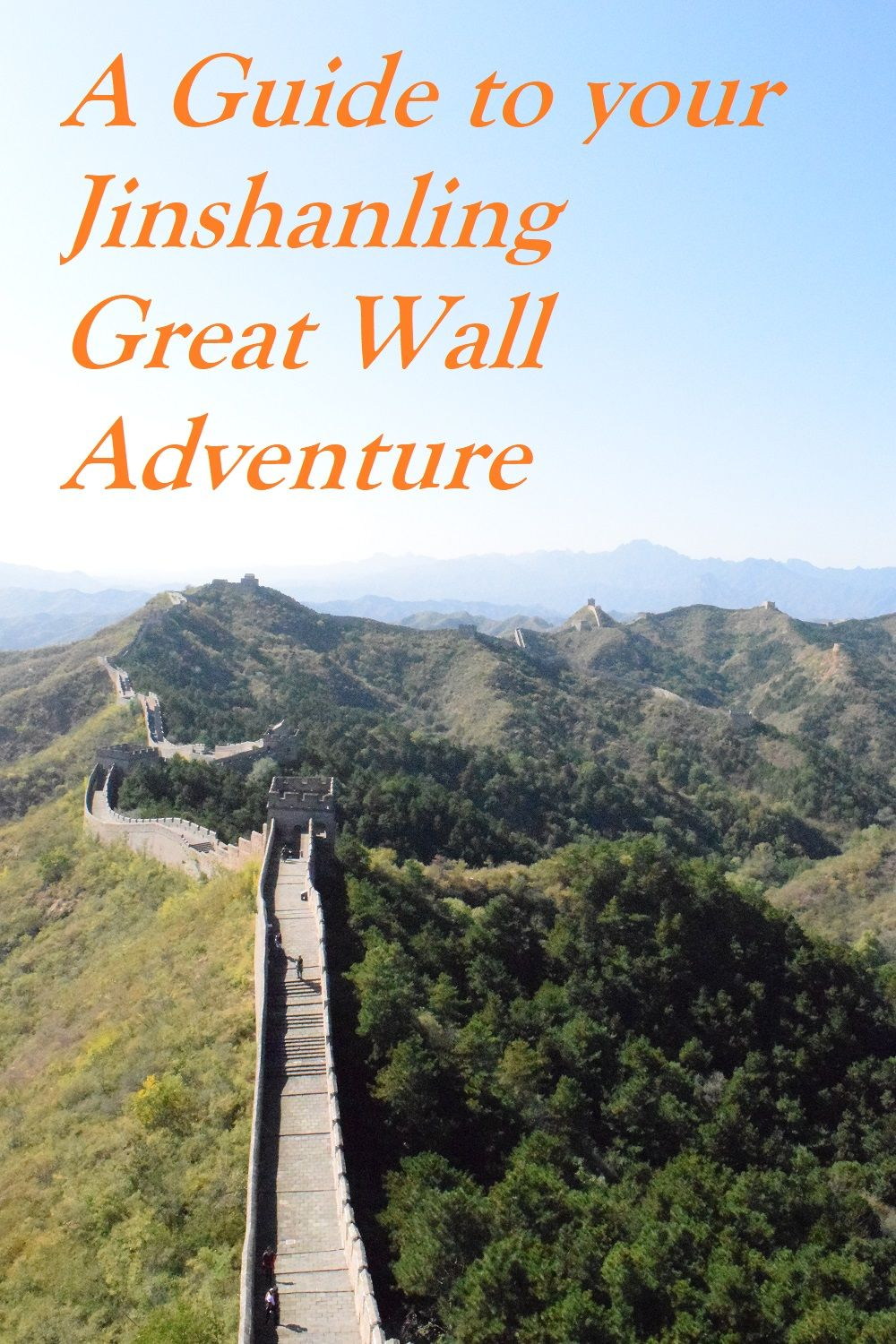 Beijing China Ultimate Guide To The Jinshanling Great Wall Trip Stay The Night Travel Inspiration