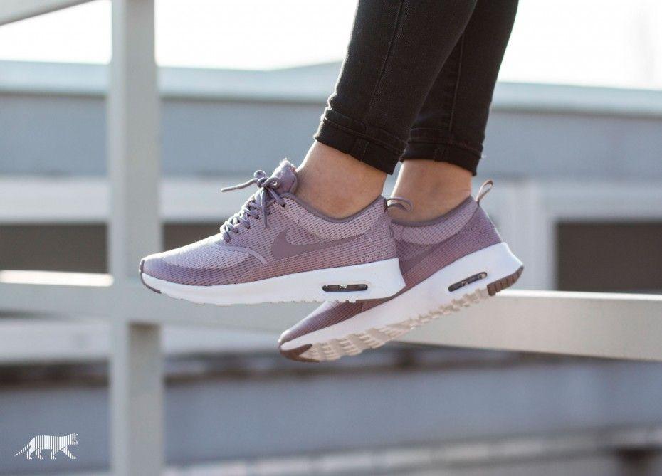 Nike Wmns Air Max Thea Txt (Plum Fog / Purple Smoke - White)